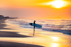 surfer-at-sunrise-north-topsail-beach_rachelcarter_20May2021_2952_web-size