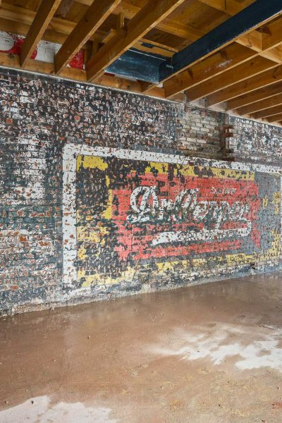 commercial renovation project in downtown jacksonville nc - Horizons East Building Co - Rachel Carter Images