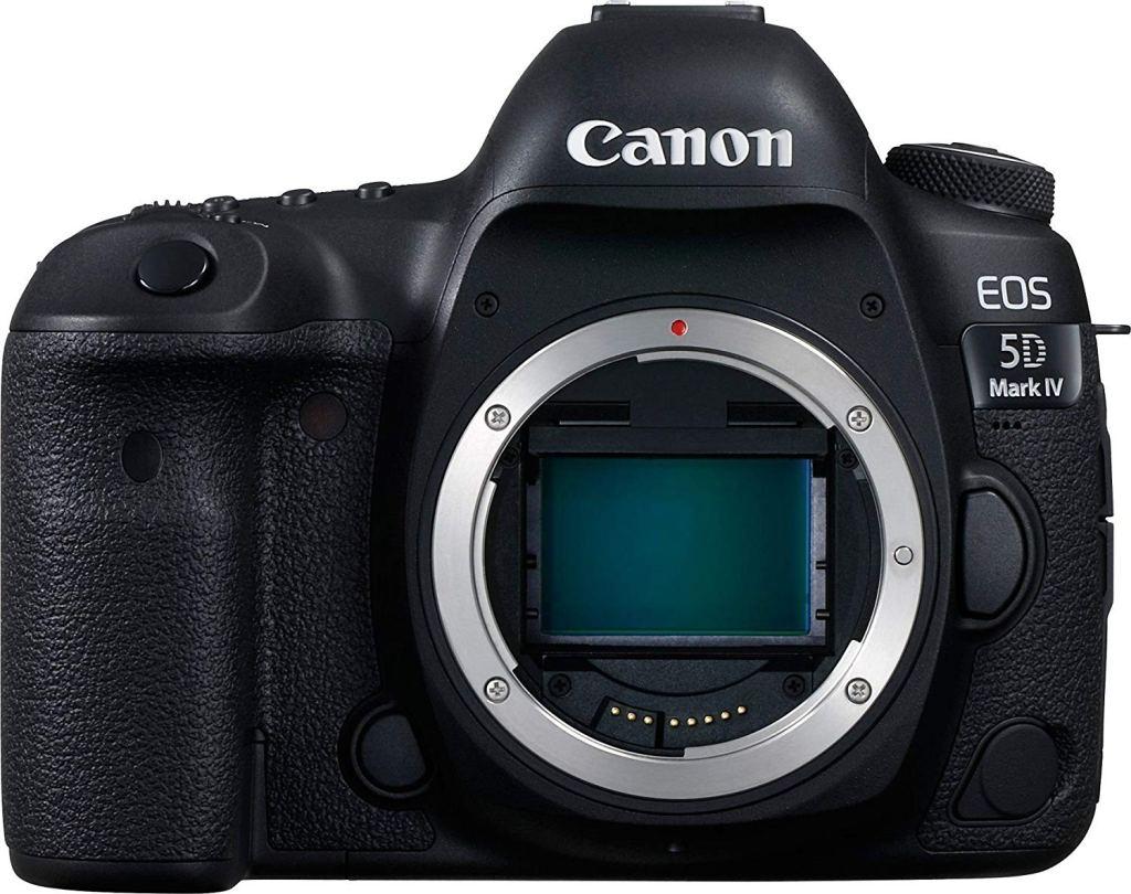 canon mark d iv camera body