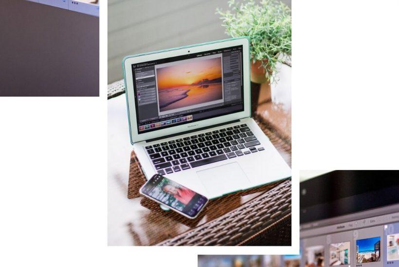 processing pictures in bulk in lightroom