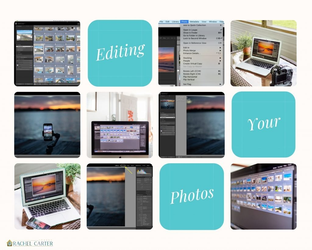 lightroom guides to editing your photos