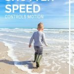 Shutter Speed Controls Motion