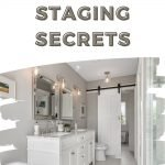 bathroom staging secrets