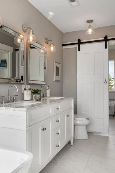 how to stage a bathroom that sells - Rachel Carter Images
