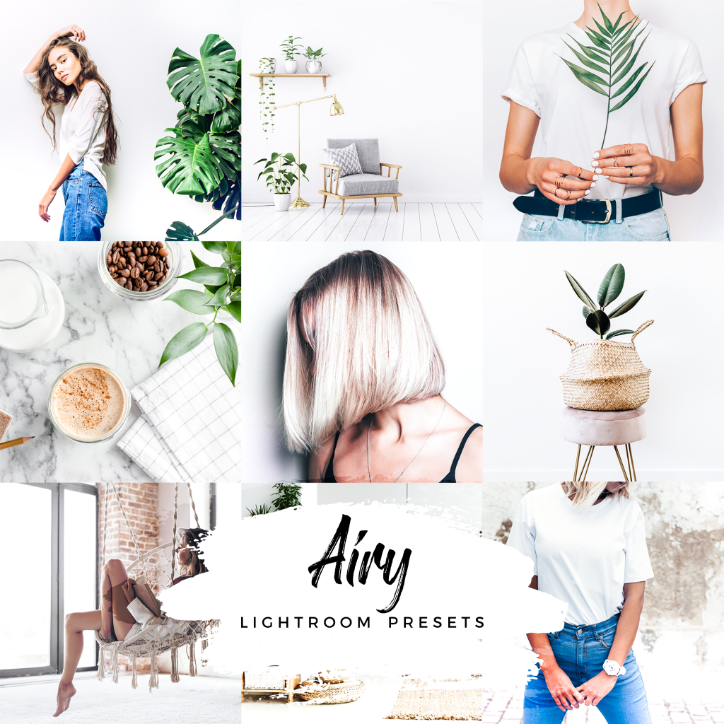loox presets airy collection