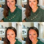 one click editing with Lightroom Mobile - Rachel Carter Images