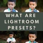 What are Lightroom Presets? - Rachel Carter Images