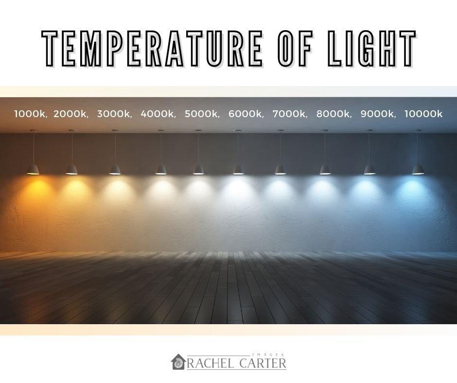 Temperature of Light - Rachel Carter Images