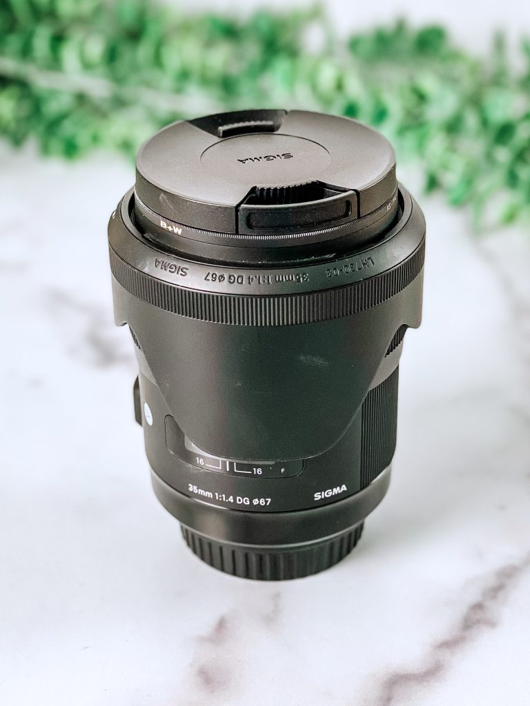 Sigma 35mm - Rent Camera Lenses - Rachel Carter Images