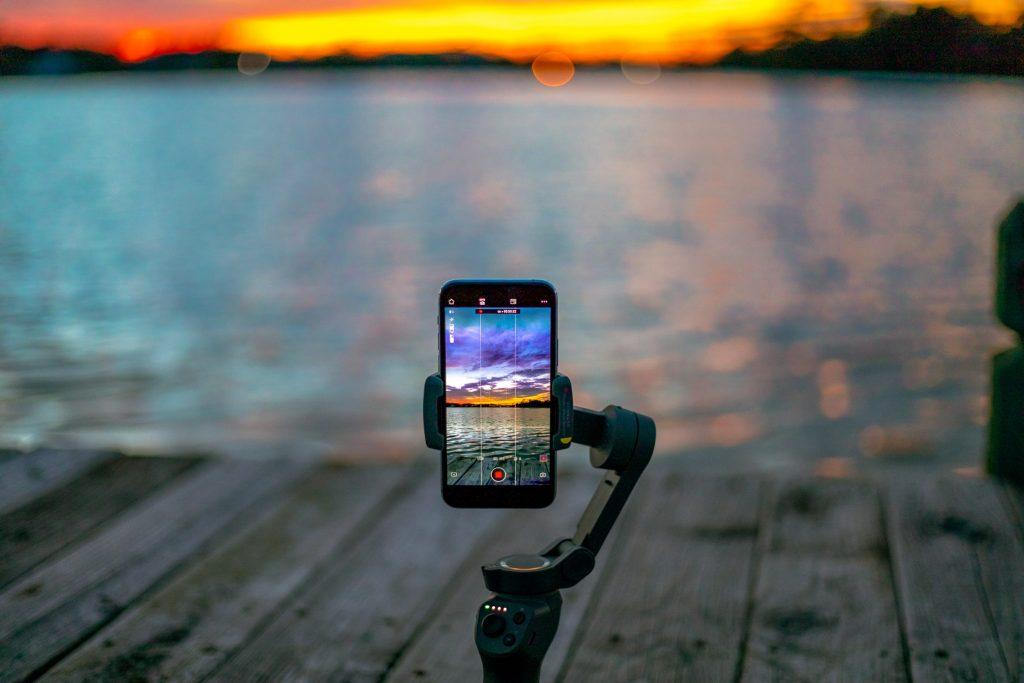 Dock Sunset DJI Osmo 3 - Rachel Carter Images