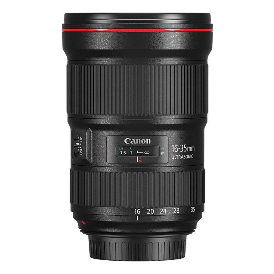 Canon 16-35mm f/2.8 lens III