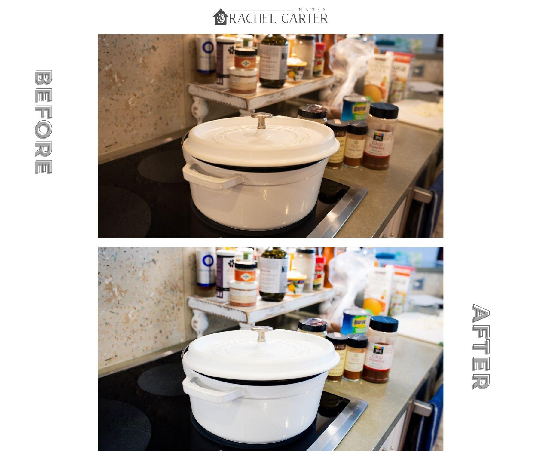 Sweet Potato Chili - Food Photography Tips