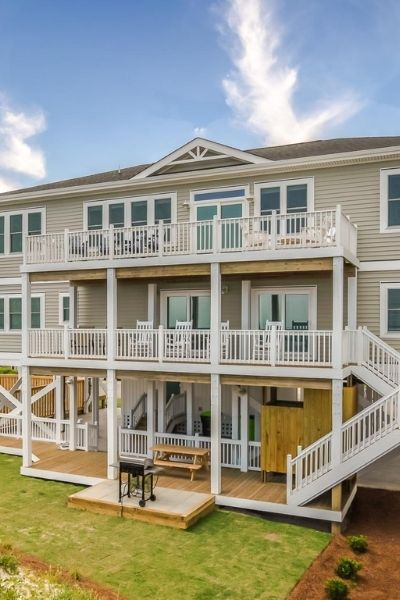 Shellebration Surf City NC Vacation Rental - Rachel Carter Images