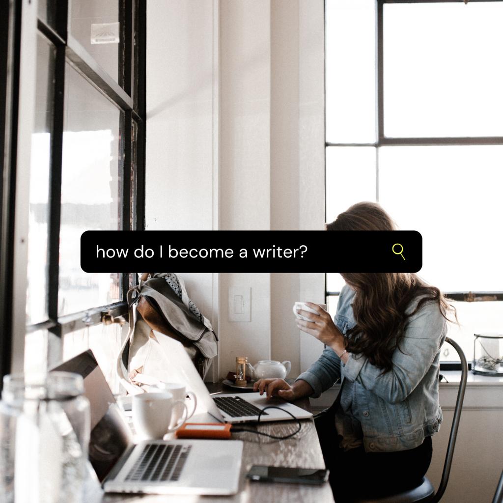 how do I become a writer? writing course